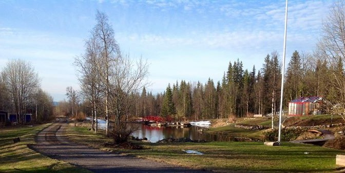 Sverige, vårt fantastiska avlånga land