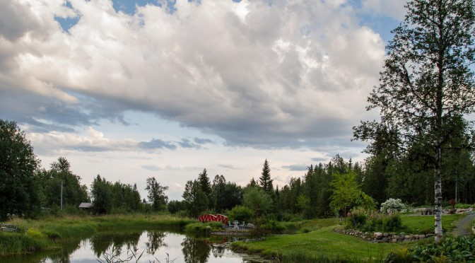 På söndag startar det! 8 dagars trädgårdshysteri i Lappmarken!