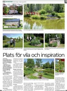 Artikel från Piteå-Tidningen.