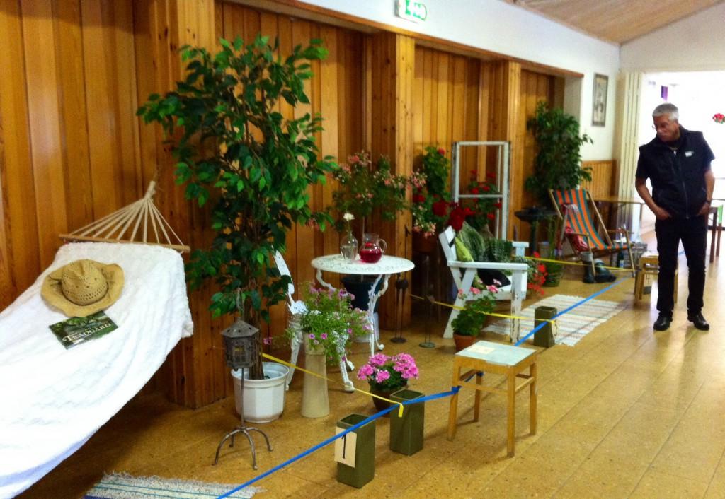 Kul initiativ! Fyra olika typer av trädgård uppradade.  Vilken tyckte vi passade bäst in på oss?
